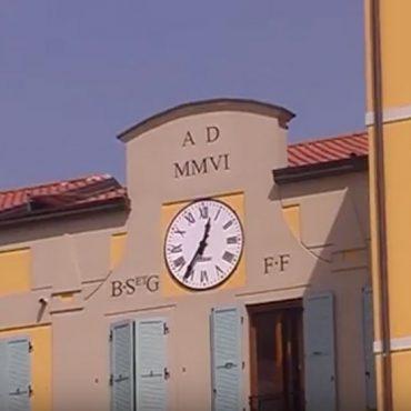La meridiana di Cadriano, Granarolo, BO