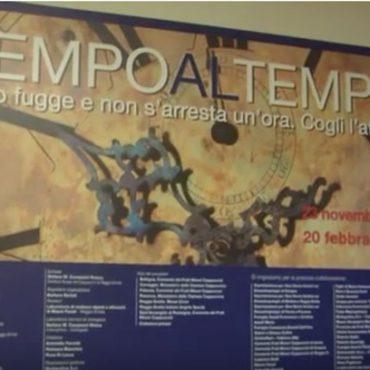"""2010 – Presentazione del libro """"Tempo al tempo"""""""